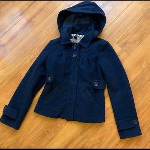 Tulle Jacket Coat